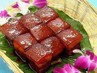 传统东坡肉的做法