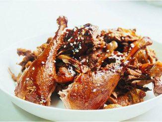 浙菜|江南卤鸭