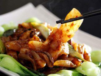 浙菜|红烧蹄筋