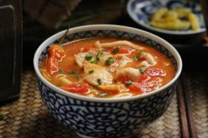 浙菜|番茄鱼片
