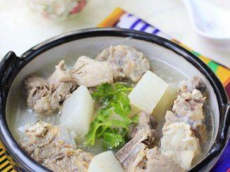 粤菜-温暖元旦再过年,喝一口羊肉汤补补